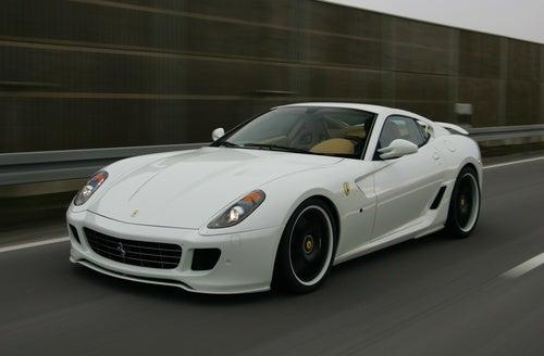 Novitec Rosso 599 GTB: More Horsepower! More Carbon Fiber!