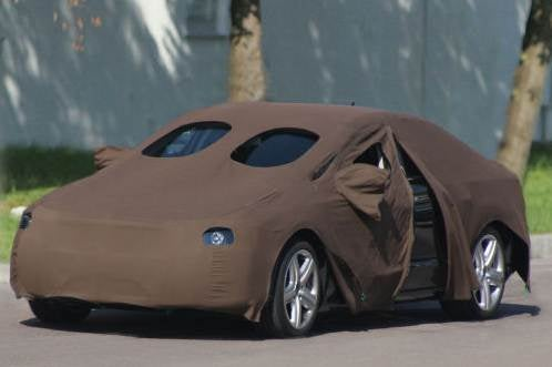 2009 Audi A7 Debuts Hilarious New Concept In Camouflage
