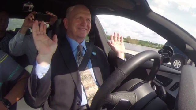 ​Audi's Semi-Autonomous A7 Broke Down With Florida's Governor Onboard