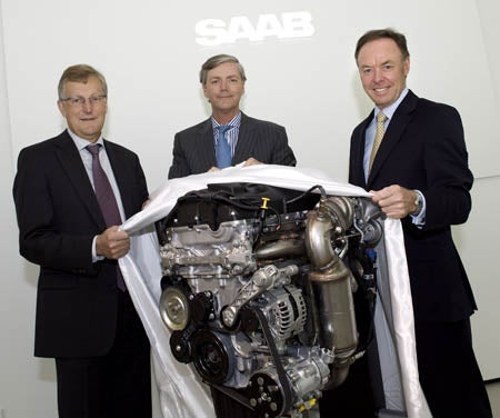 SAAB Still Not Dead, Hooks Up With BMW, Become FWBs