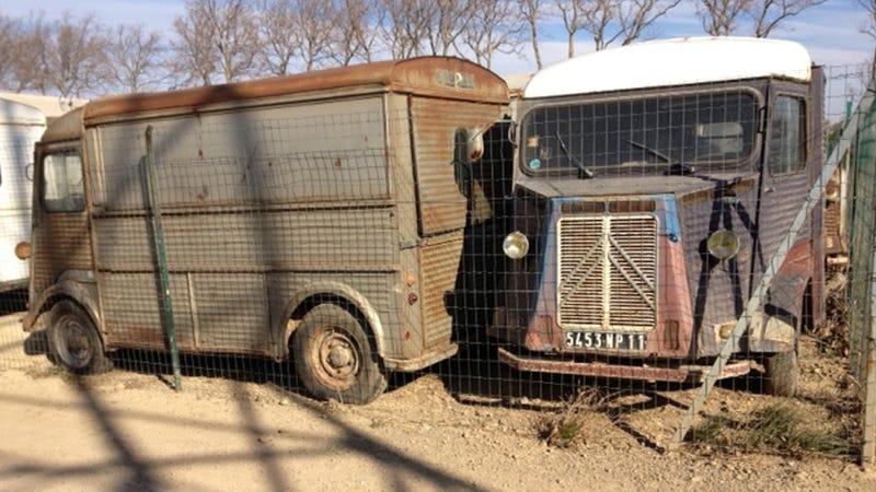 Citroën HY Vans Gallery