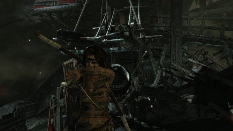 NSFW: Tomb Raider Glitch Makes Lara Croft Look Practically Topless