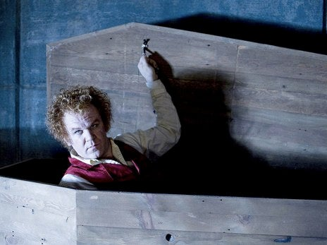 John C. Reilly's Vampire Seduction Is A Love/Hate Experience