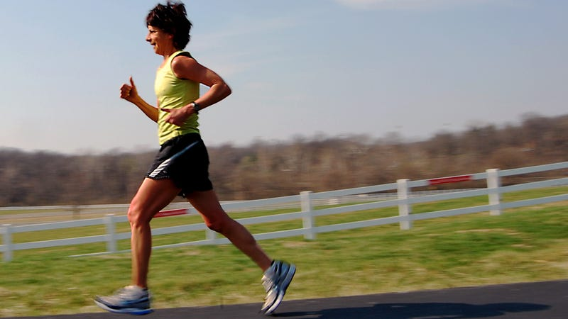 This Calculator Estimates How Much Slower You'll Run With Age