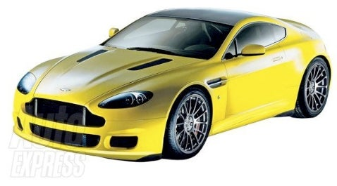 Over the Back Fence: Speedier Versions of Aston Martin Vantage, DB9 In Store for Frankfurt