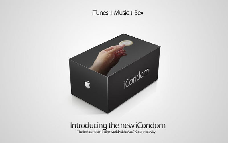 iPhone Condom Is Touch Sensitive Too But Requires Stylus