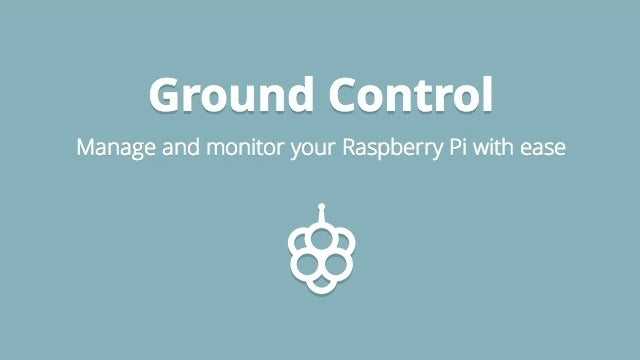 Ground Control Monitors Your Raspberry Pi's Health from Anywhere