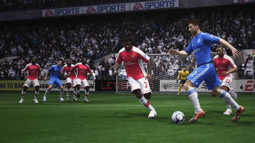 Your First Look At FIFA 11