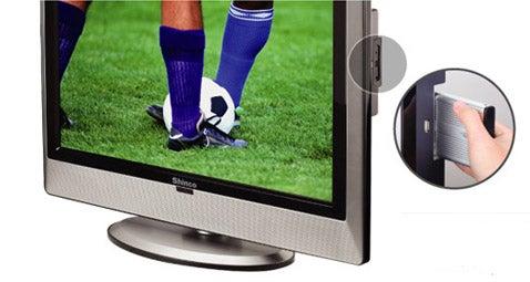 Shinco PVR Television, Apple TV Minus Wireless Plus TV