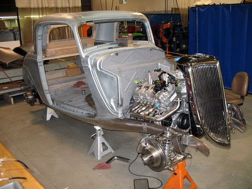 Ecoboosted '34 Ford Hot Rod Gallery