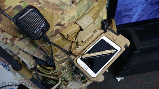 Inside the Military's Secretive Smartphone Program
