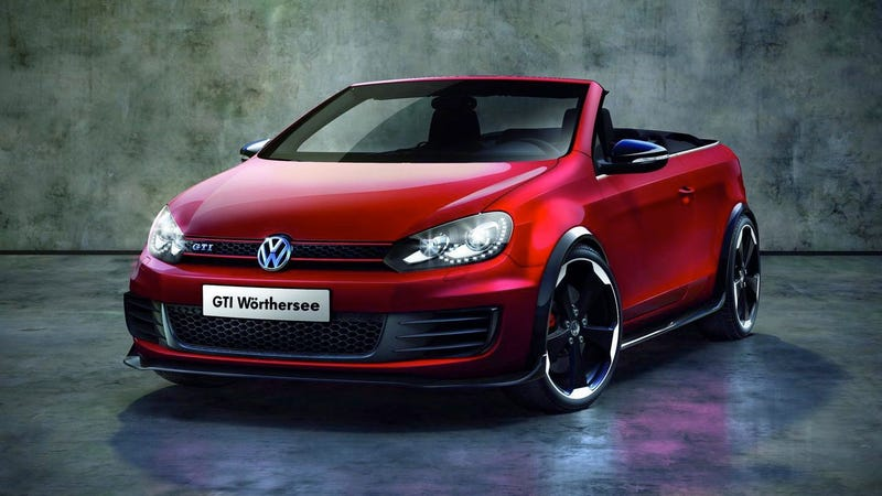 All the VW concept cars to see at Wörthersee