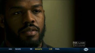 Jon Jones's Interview Last Night Was A Ridiculous, Hilarious Sham