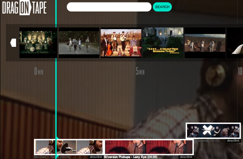 Dragontape Creates Continuous Playlists of Online Video