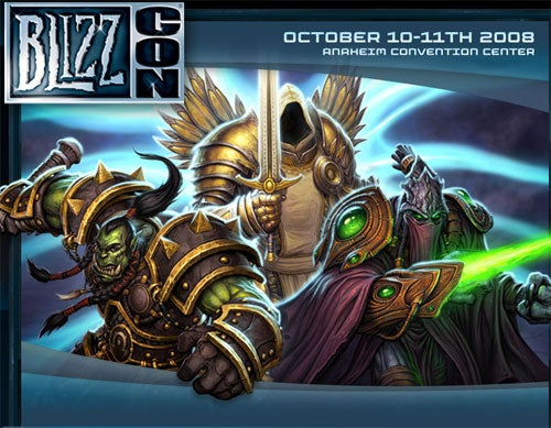 BlizzCon Completely Sold Out - All Hope Is Lost