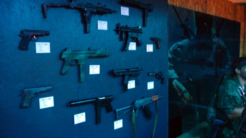 Guns! Guns! Guns! A Tour of the Call of Duty XP Armory