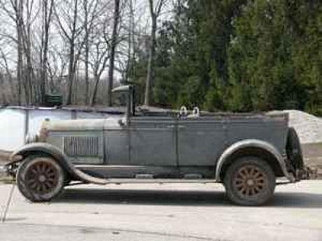 1928 REO Slowwagon for $3,500!