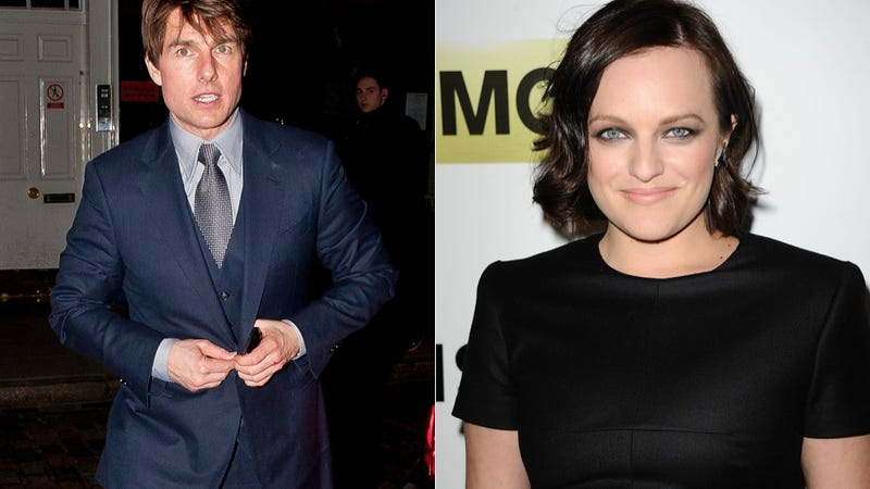 Tom Cruise Maybe Grooming Elisabeth Moss to Be Scientology Girlfriend