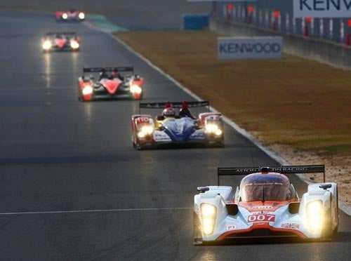 Aston Martin LMP1 Wins In Asian Le Mans