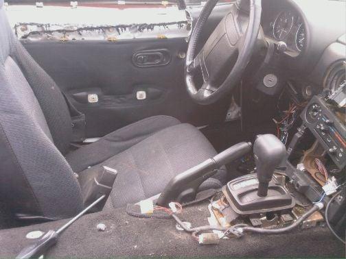 Super-Clean Miata Seats At The Junkyard... But There's A Catch