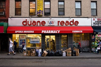 Duane Reade Sells Out
