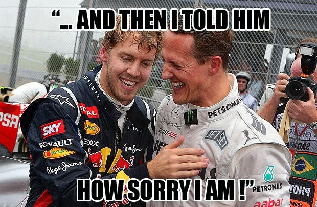 2013 Malaysian GP: Everyone, chill.