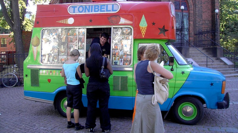 How Finland Taxed Its Ice Cream Trucks To Death