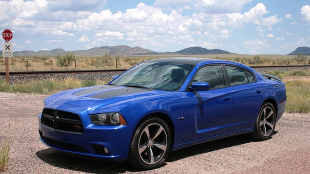 2013 Dodge Charger RT Dodge Charger 2014 Blue
