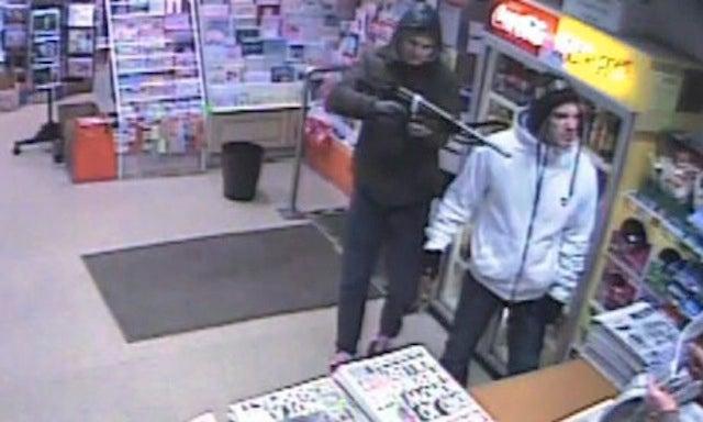 Ye Olde Poste Office Robbed By Crossbow Wielding Menace