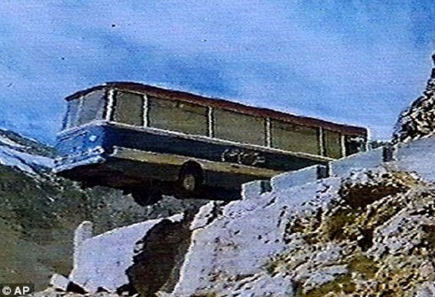 Is There Such Thing As A Truly Original Bus Crash?