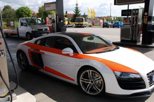 Correction: This Is NOT The Audi R8 GT RS