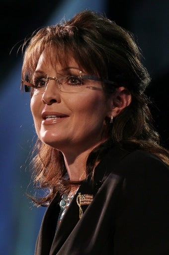 Sarah Palin Rants On Facebook • What Your Hair Color Says About You