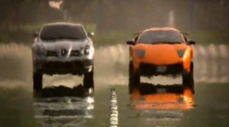 Top Gear Abuses Lamborghini LP670-4 SV In Abu Dhabi Desert