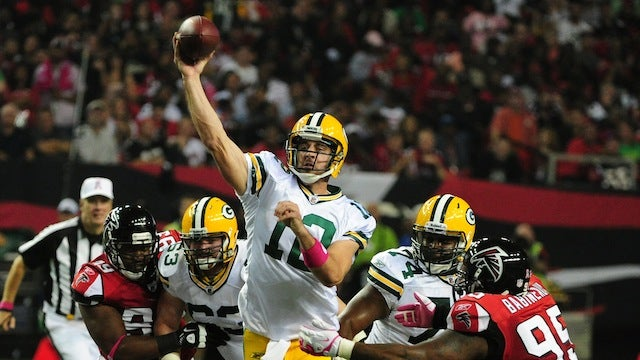 Aaron Rodgers And The Ben Roethlisberger School Of Quarterbacking