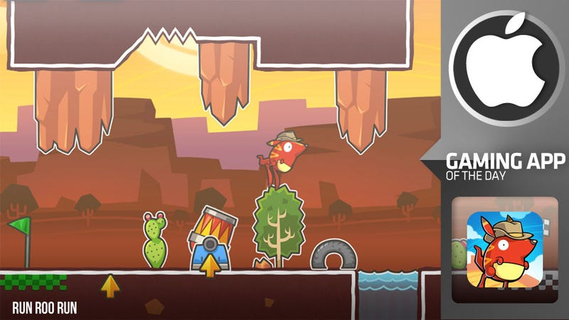 Zombies, Muffins, Doodles, and Kangaroos? It Must Be The Week in Gaming Apps