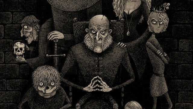 They're scheming, royal, and altogether spoiled: The Lannisters as the Addams Family
