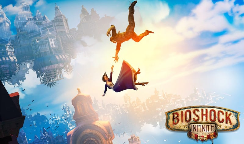 Moneysaver Special Edition: Bioshock: Infinite At Its Cheapest Yet