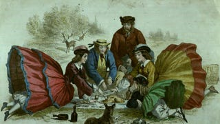 """Some people in the 19th century called brunch """"blunch"""""""