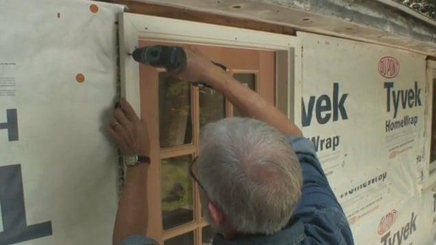 Install a Prehung Door Without Hiring a Carpenter