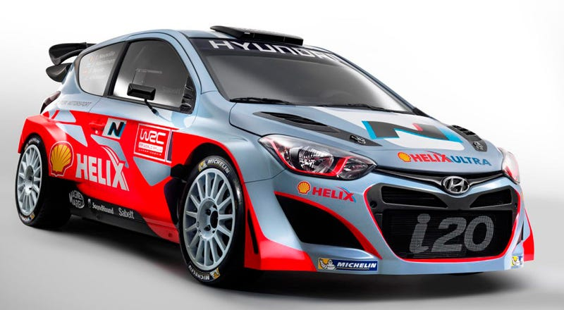 Fantasy WRC 2014: The (New) Rules