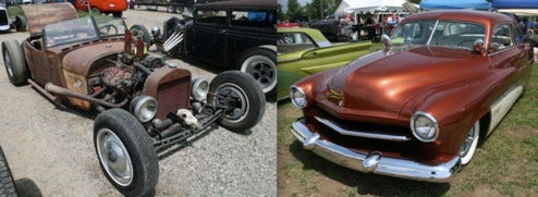 Roadster Rods Or Kool Kustoms?