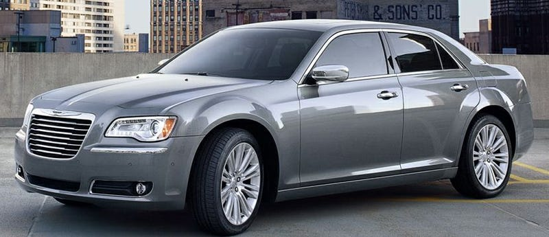 For Anyone Who Ever Doubted that Chryslers are Gorgeous