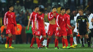 Last Night's (And Every Night's) Winner: Soccer Players Who Don't Live In North Korea