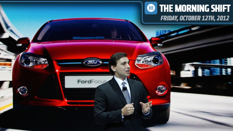 Toyota Had Word of Smoking Switches, David Cameron Is Selling His Fiat, And Mark Fields Is Still Waiting