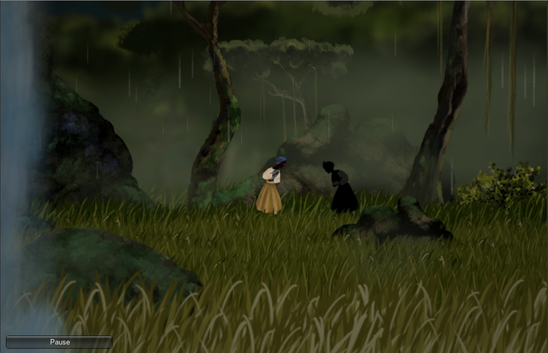 I Need This Haunting Game About a Runaway Slave to Get Finished