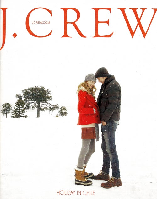Dear Santa: Have You Seen The December J. Crew?