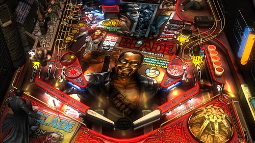 Marvel Pinball: From Comics Page To Silver Ball