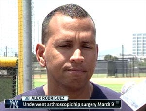 "Alex Rodriguez On Latest Rumors: ""I'm Not Going There"""