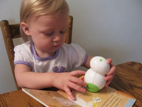 Toddler Review: Leapfrog Tag Junior Book Pal
