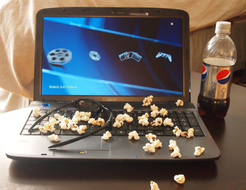 Acer Aspire AS5738DG Review: 3D On the Small Screen
